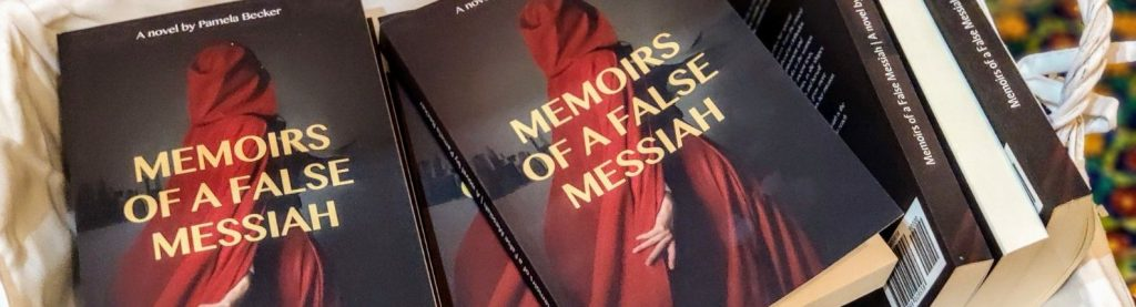 Memoirs of a False Messiah Book Launch