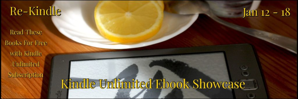Kindle Unlimited eBook Showcase